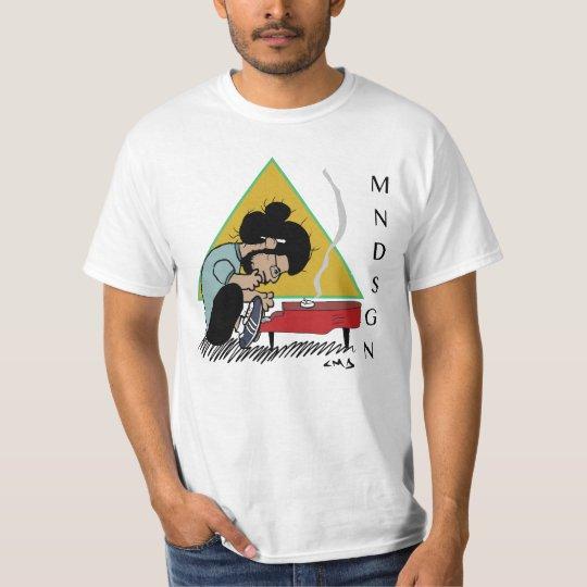 MNDSGN x Peanuts T-Shirt