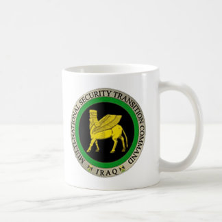 MNSTC-I Coffee Mug (White Mug)