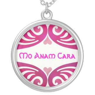 Mo Anam Cara Silver Plated Necklace