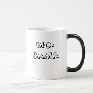 mo - bama morphing mug