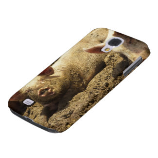MO: Ste Genevieve, pig farm Galaxy S4 Case