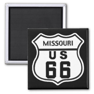 MO US ROUTE 66 MAGNET