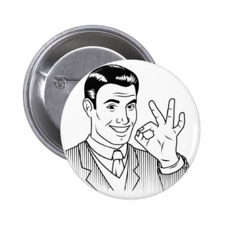 Mo Wifey Points Swag 6 Cm Round Badge