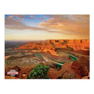 Moab Adventure Center Postcard