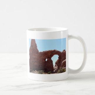 moab arches mug