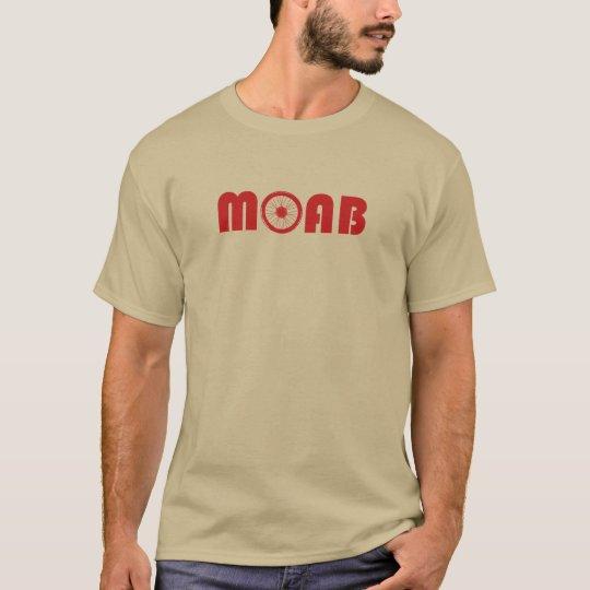 Moab (Bike Wheel) T-Shirt