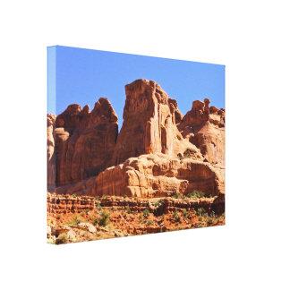 Moab Canvas Prints