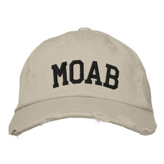 Moab Embroidered Hat