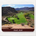Moab Golf Course - Utah Mouse Pad