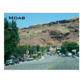 Moab Postcard