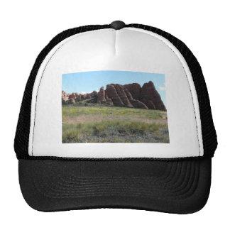 moab scenery 3 trucker hat