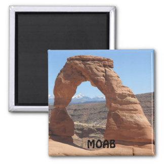 MOAB SQUARE MAGNET