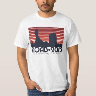MOAB Uni 2015 - RED v3 T-Shirt