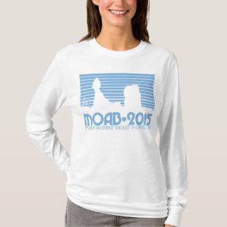 MOAB UNI BLUE v2 T-Shirt
