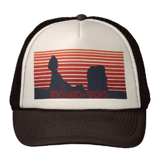 MOAB UNI HAT 2015 TRUCKER HAT