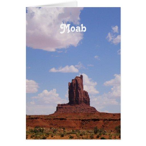 Moab, UT Card