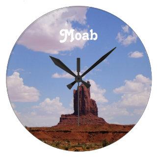 Moab, UT Clock