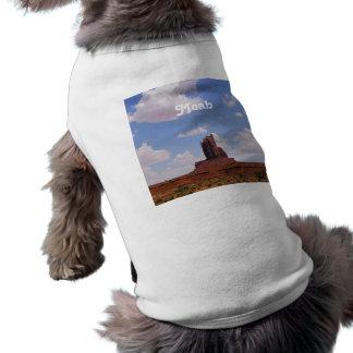 Moab UT Doggie Tee Shirt