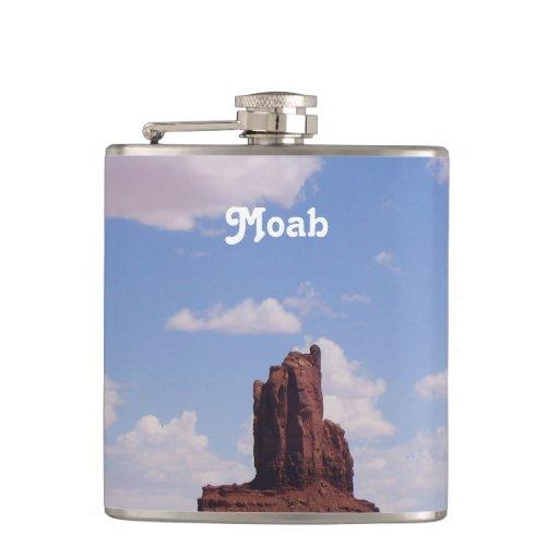 Moab, UT Flasks