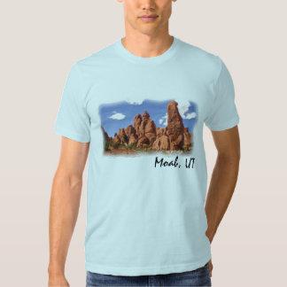 Moab, UT guys shirt