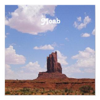 Moab, UT Custom Announcement
