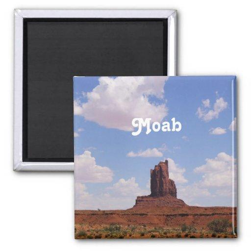 Moab, UT Refrigerator Magnets