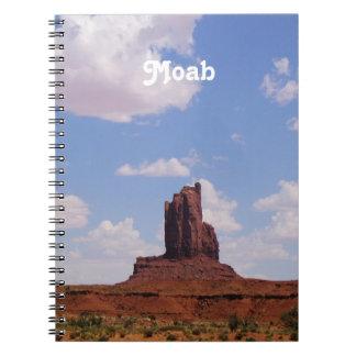 Moab, UT Notebooks