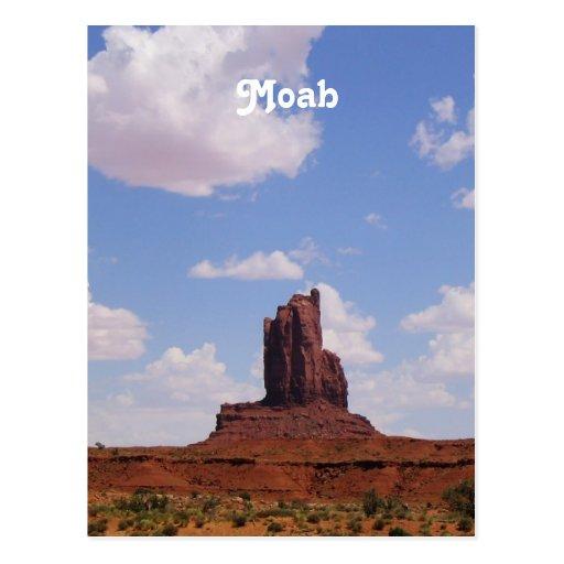 Moab, UT Post Card