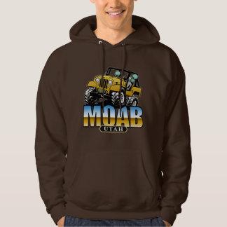 MOAB, Utah - 4x4 Aliens Hoodie