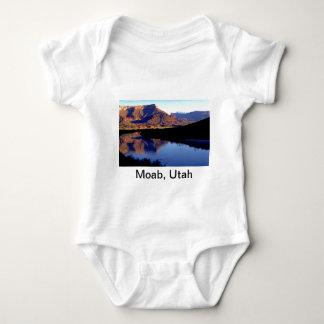 Moab Utah Baby Bodysuit