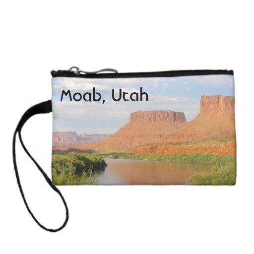 Moab, Utah Coin Wallet