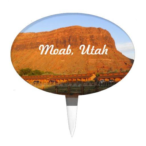 Moab, Utah Cake Picks