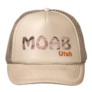 Moab, Utah Cap