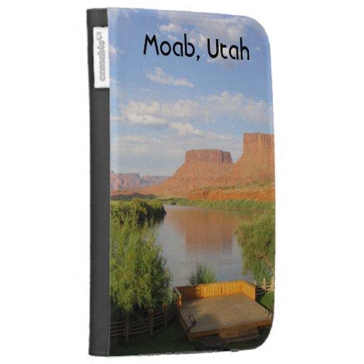 Moab, Utah Kindle Keyboard Case