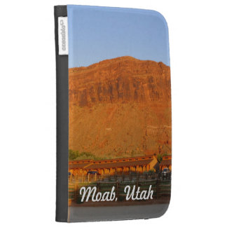 Moab, Utah Kindle 3G Cases