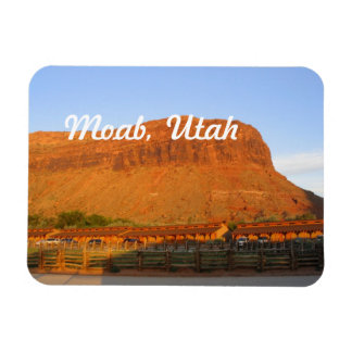 Moab, Utah Vinyl Magnets