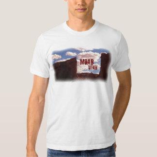 Moab Utah guys tee