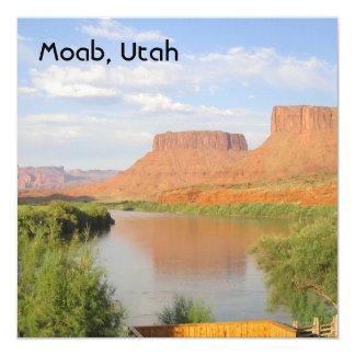 Moab, Utah Invites