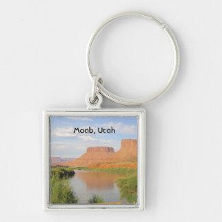 Moab, Utah Keychain