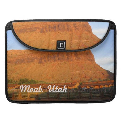 Moab, Utah MacBook Pro Sleeves