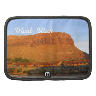 Moab Utah Planner