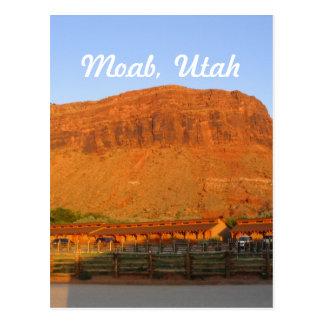 Moab, Utah Postcards