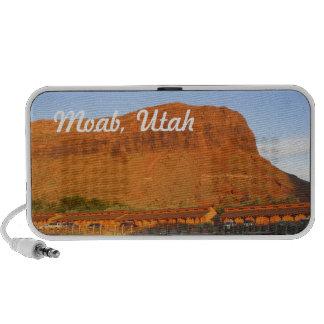 Moab, Utah Laptop Speaker