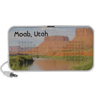 Moab, Utah Travel Speaker