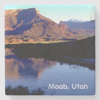 Moab Utah Stone Coaster