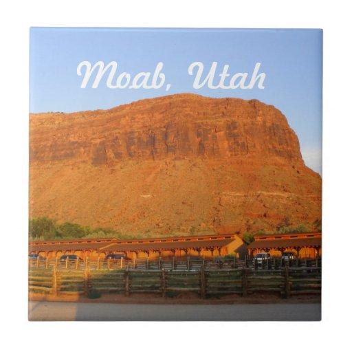 Moab, Utah Tiles