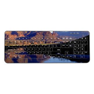 Moab Utah Wireless Keyboard