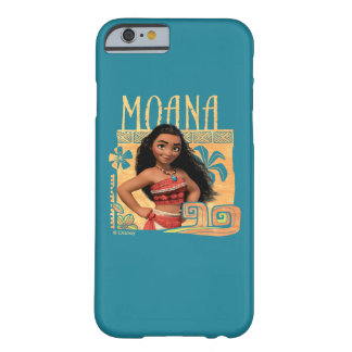 Moana | Find Your Way Barely There iPhone 6 Case