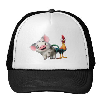 Moana   First Mate & Top Rooster Cap