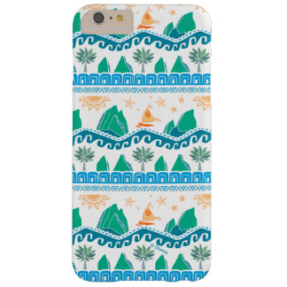 Moana | Land And Sea Are One - Pattern Barely There iPhone 6 Plus Case